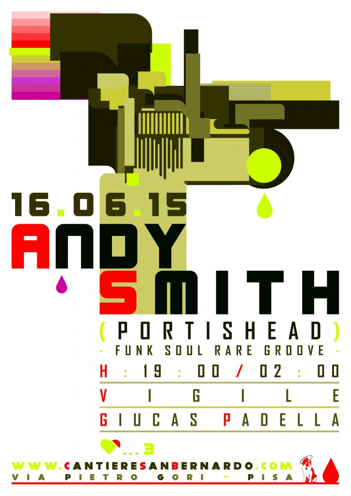 ANDY SMITH