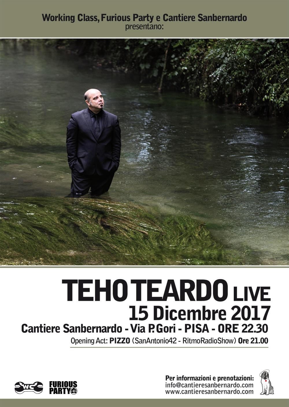 Teho Teardo A6