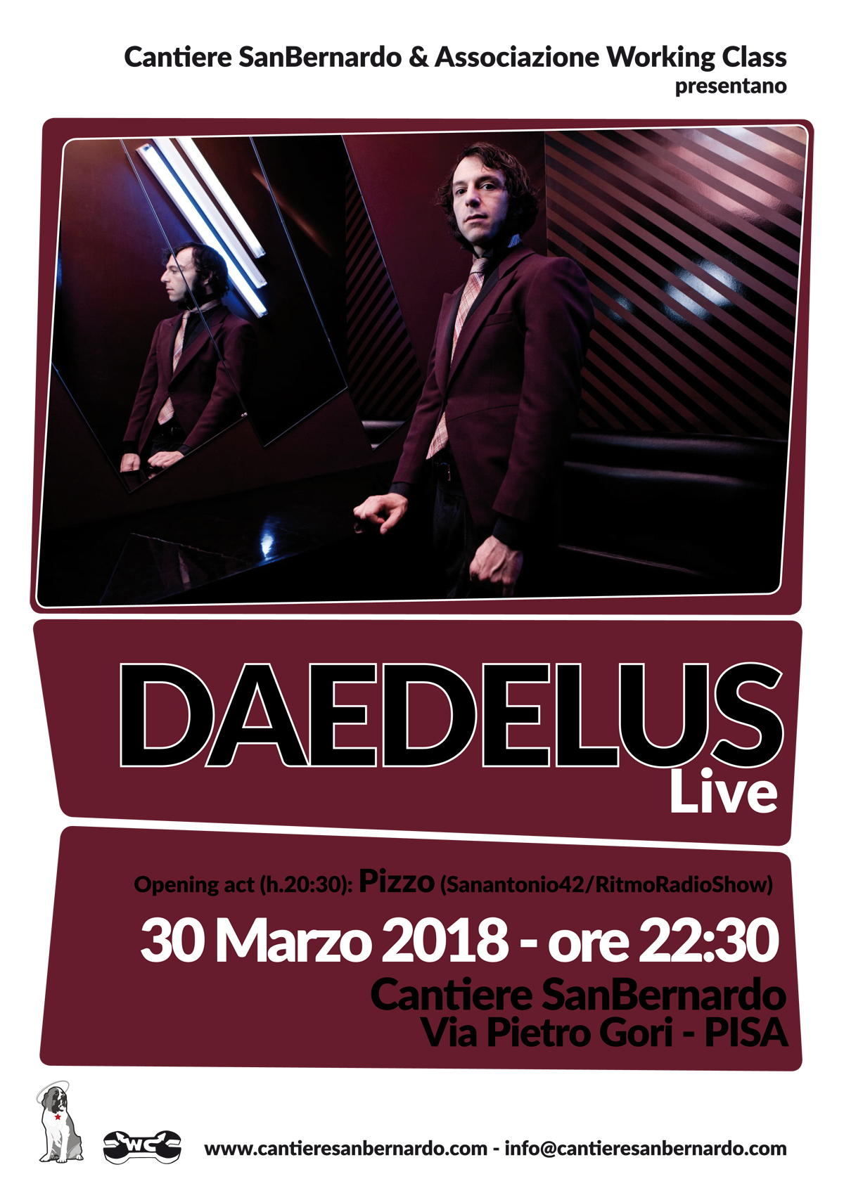Daedelus Live